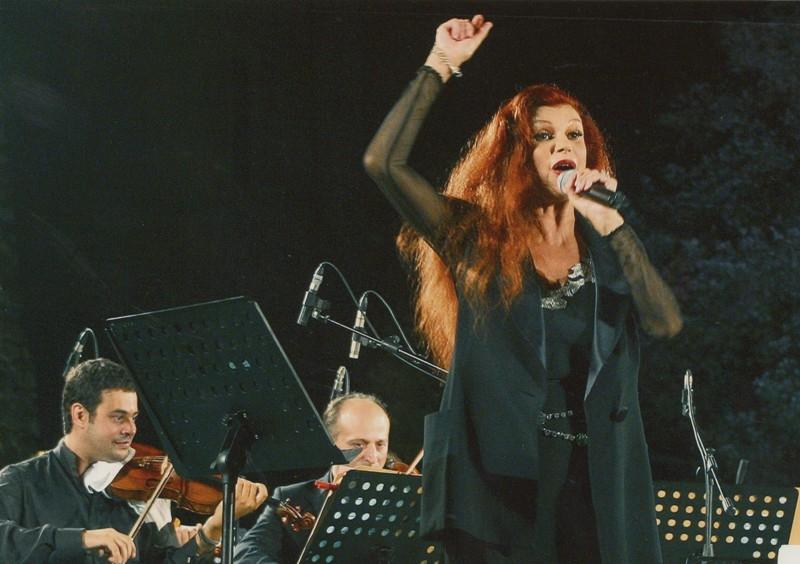 Milva, Concerto Accademia Sfaccendati, 29.7.2004