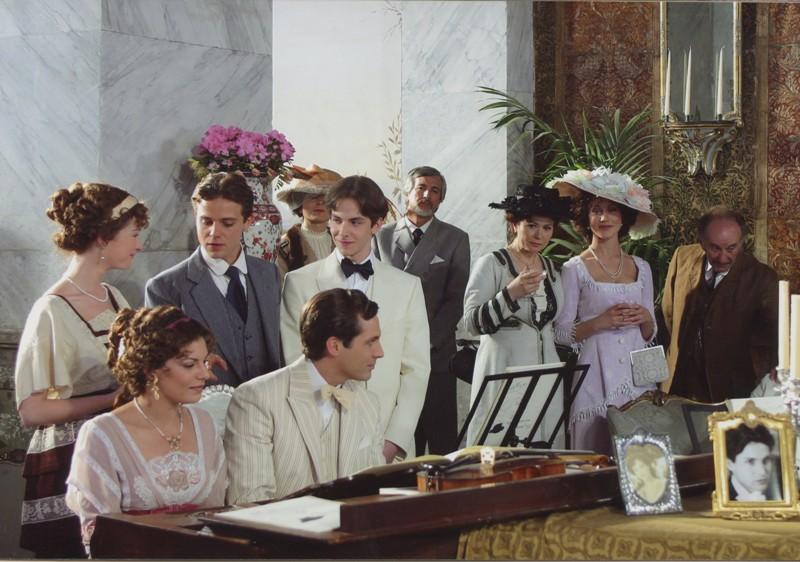 Claudia Ruffo, Vincenzo Bocciarelli, Orgoglio 3, 2005