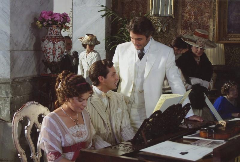 Claudia Ruffo, Vincenzo Bocciarelli, Pecci, Orgoglio 3, 2005