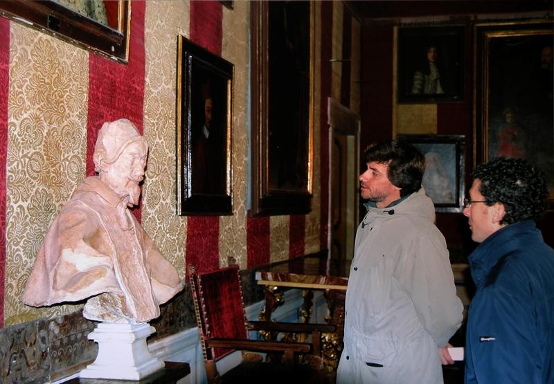 Daniele Petrucci e Alberto Angela, Ulisse, 6.3.2004