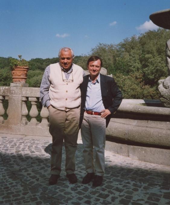 Giulio Cesare Gallezi, F.Petrucci, 23.4.2004