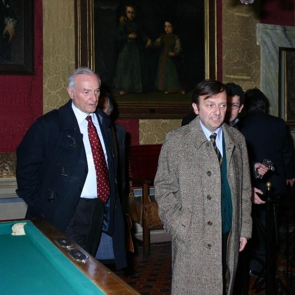 Petrucci, Piero Angela, 16 marzo 2004