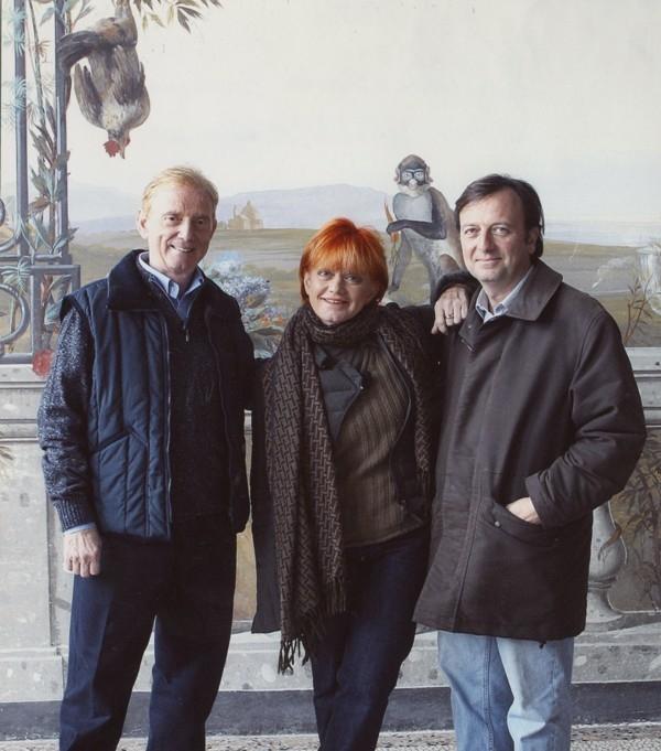 F.Petrucci, Rita Pavone, Osvaldo Bevilacqua, Sereno variabile, 18.3.2004