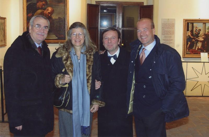 Frappelli, B. Mirri Fagiolo, F.Petrucci, F. Forti, 2004
