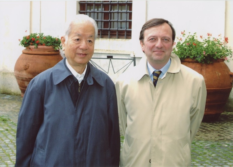 Visita Primo Ministro Rep. Pop. Cinese, 5.5.2004