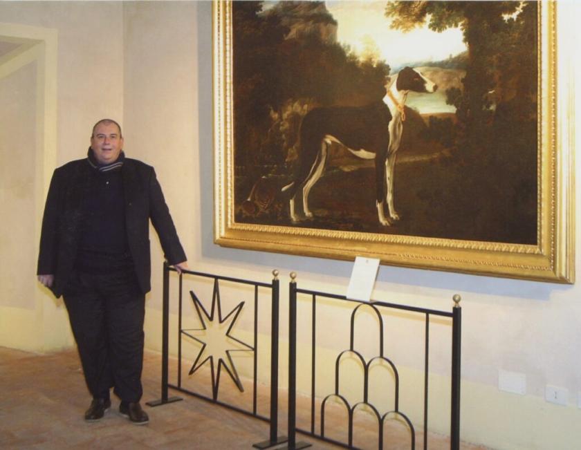 Luigi Koelliker, concessione in comodato dipinti di M. Pace (2004)