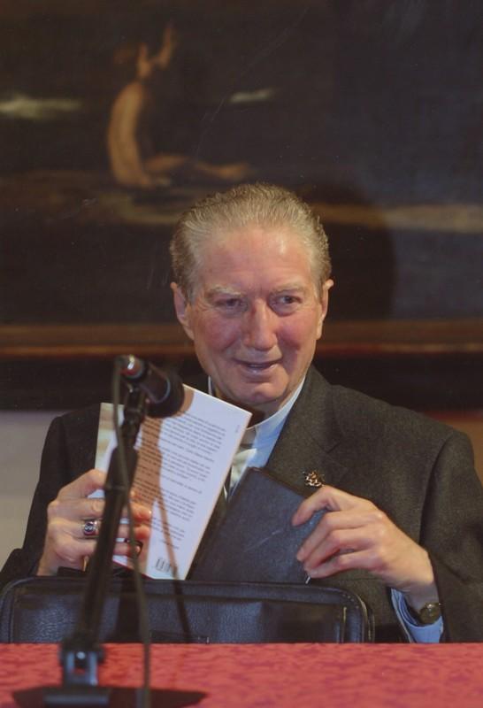 Il Card. Carlo Maria Martini, 16.2.2005
