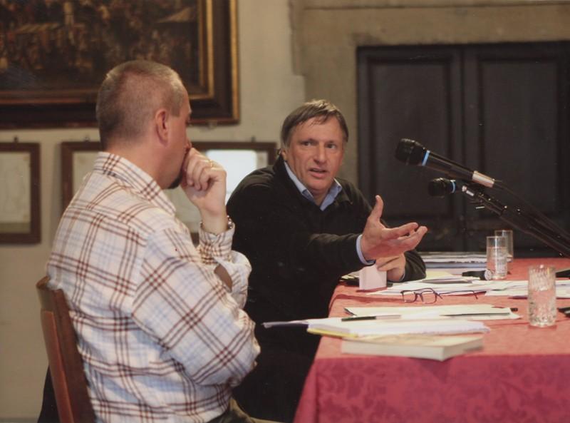 Don Luigi Ciotti, 14.5.2005