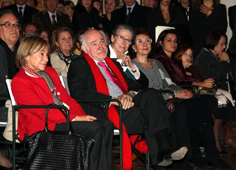 Pierre Rosenberg, Inaugurazione del Museo del Barocco Romano, 10.11.2007