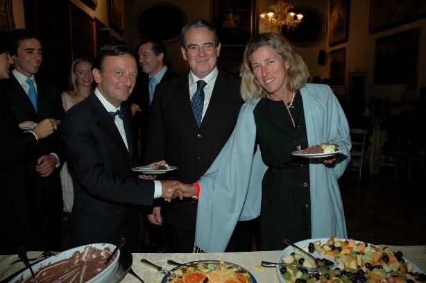F. Petrucci, Fausto Barbetta, Argenta Campello Agnelli, 2007