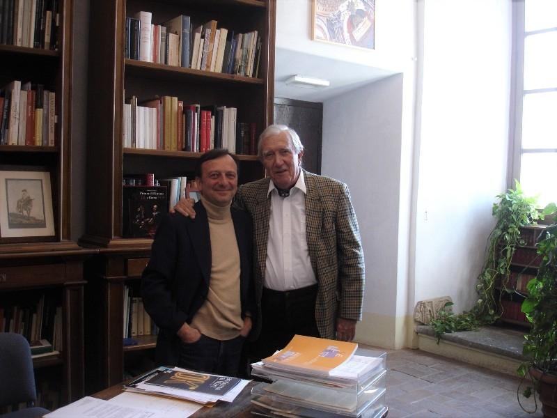 F.Petrucci e Marco Antonini, 16.5.2008