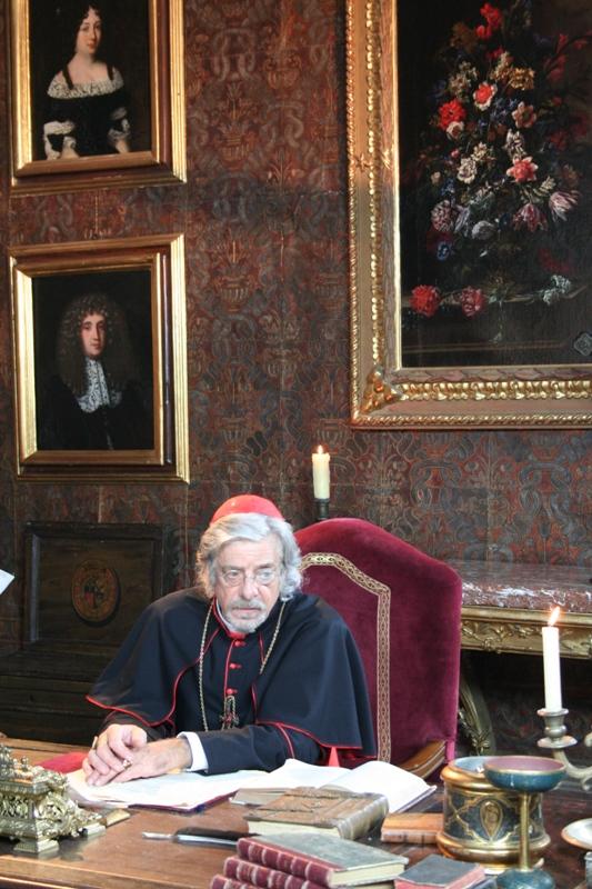Il Sangue e la rosa, Giacarlo Giannini, 2008