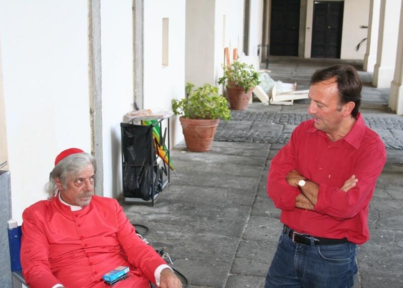 Il sangue e la rosa, F.Petrucci, Giancarlo Giannini, 2008