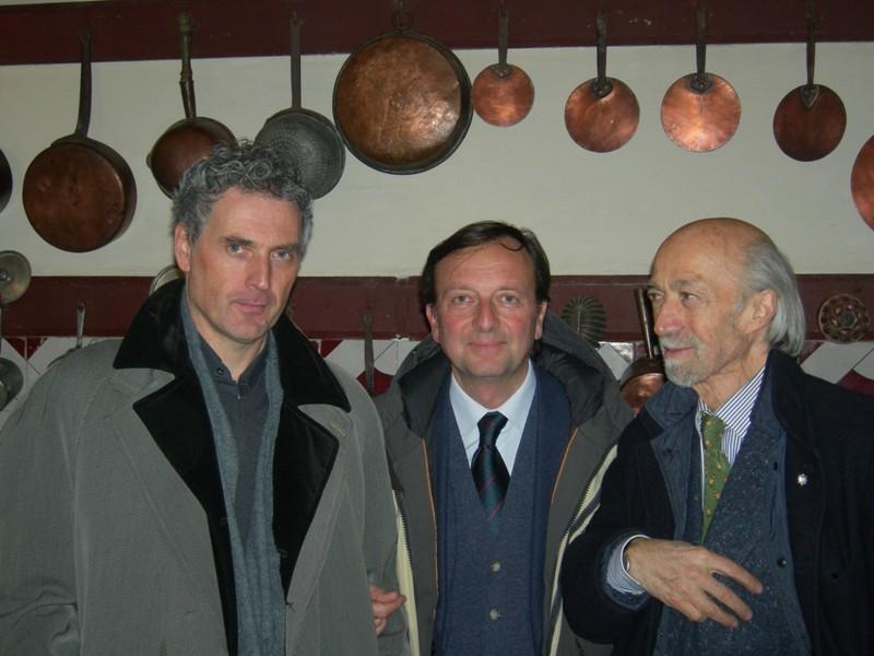 Massimo Pulini, F.Petrucci, Ferdinando Peretti, 28.12.2008