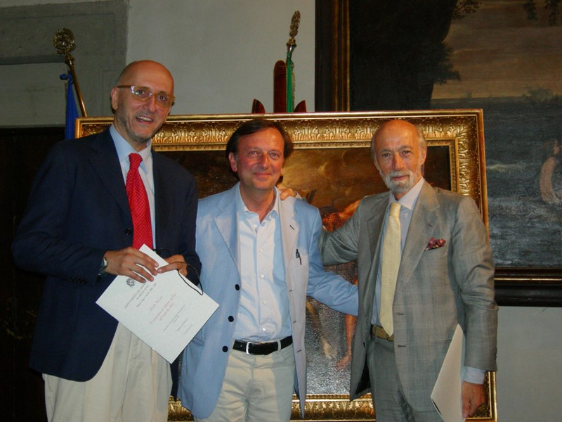 Riccardo Lattuada, F.Petrucci, Peretti, 26.6.2009