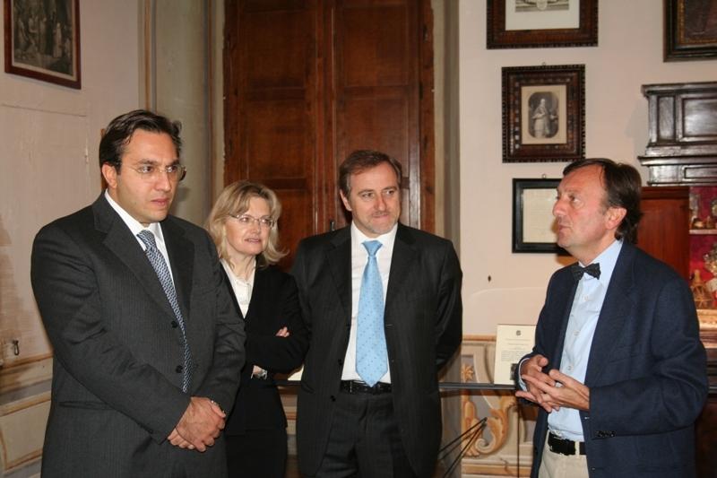 Visita Capitani Repubblica di San Marino, 18.11.2009