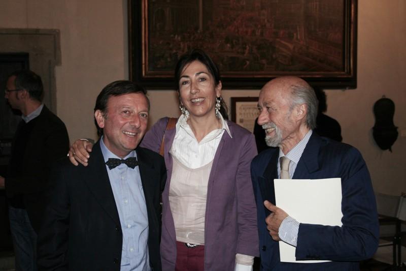 F.Petrucci, Caterina Volpi, e Ferdinando Peretti, 15.5.2009