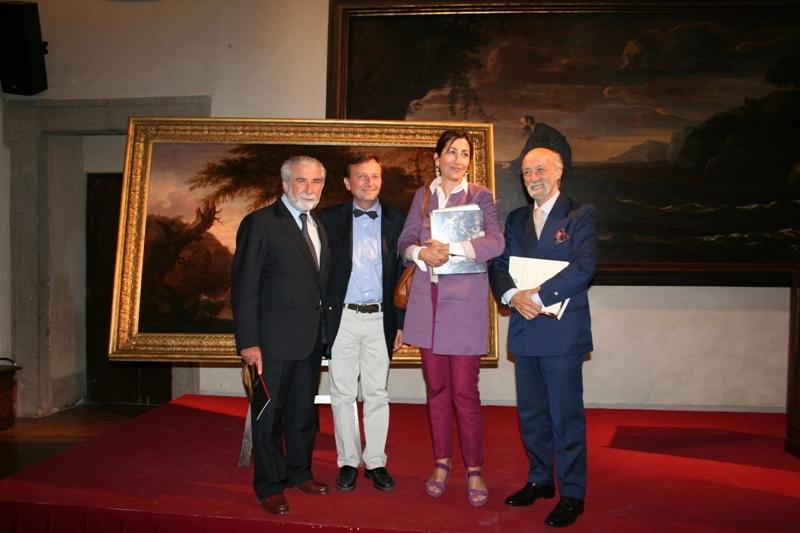 Vincenzo Pacelli, F.Petrucci, Caterina Volpi e Peretti, 15.5.2009