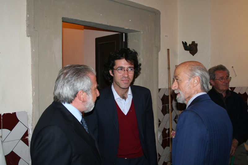 Vincenzo Pacelli, Matteo e Ferdinando Peretti, 15.5.2009