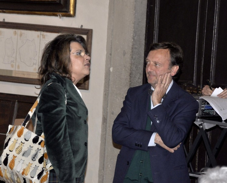 Stefania Maciocie e F.Petrucci, 15.5.2010