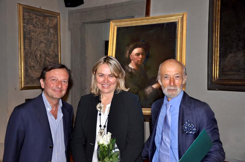 F.Petrucci, Karin Wolfe, Peretti, 12.6.2010