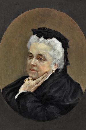 A. Palombi, Ritratto della principessa Antonietta Sayn Wittgenstein Chigi. Ariccia, Palazzo Chigi, inv. 279