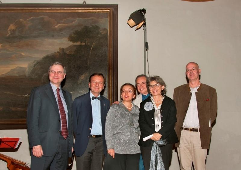 Ignazio Visco, F.Petrucci, Giovanna Manci, Virginia Volterra, 20.10.2012