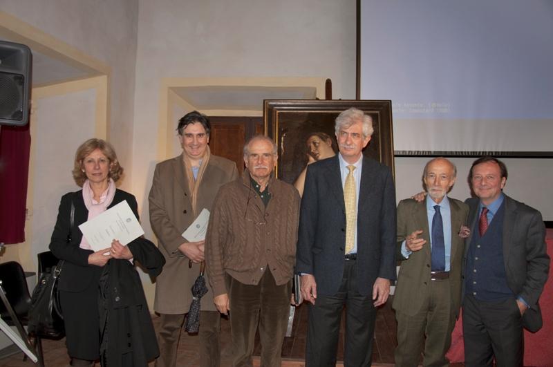 Cora Fontana, Duccio Marignoli, Emilio Cianfanelli, Davide Banzato, Ferdinando Peretti, F.Petrucci, 7.3.2013