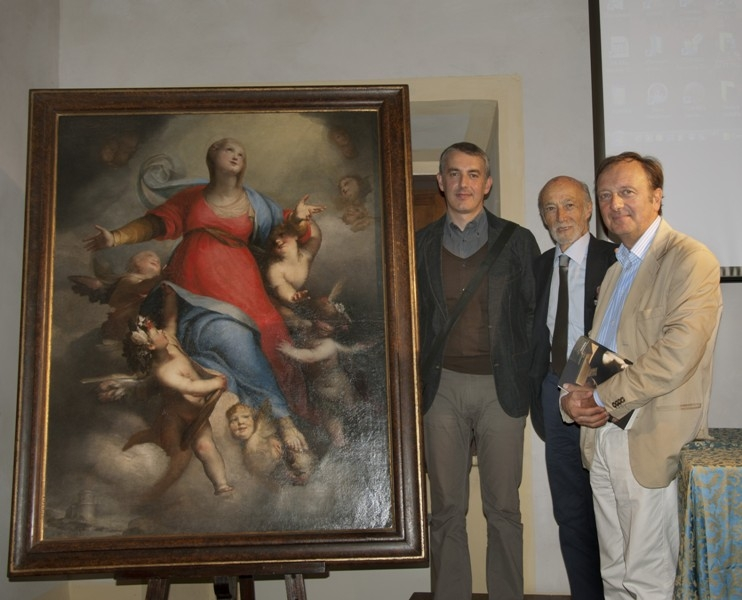 Daniele Sanguineti, Peretti e F.Petrucci, 28.9.2013