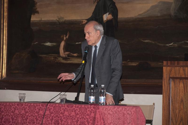 Claudio Strinati, 16.11.2013