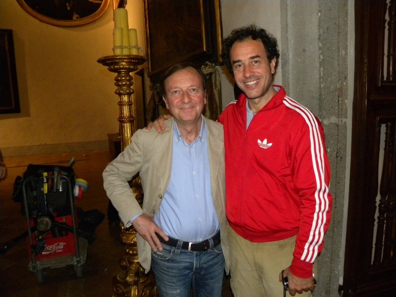 F.Petrucci, Matteo Garrone, 19.6.2014