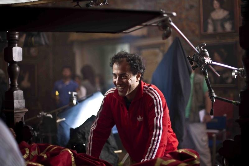 """Matteo Garrone, riprese film """"Il Racconto dei Racconti"""" (giugno 2014)"""