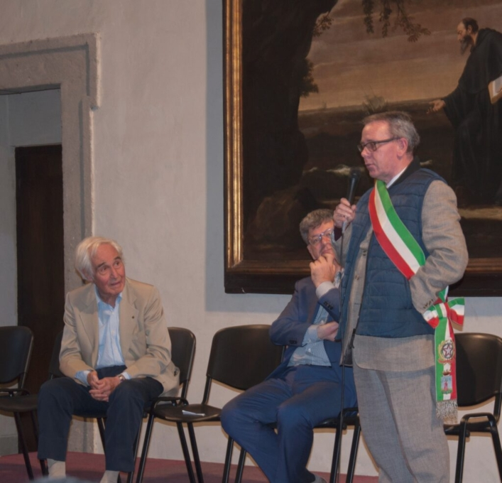 Roberto Di Felice, Fulco Pratesi, 23.9.2017