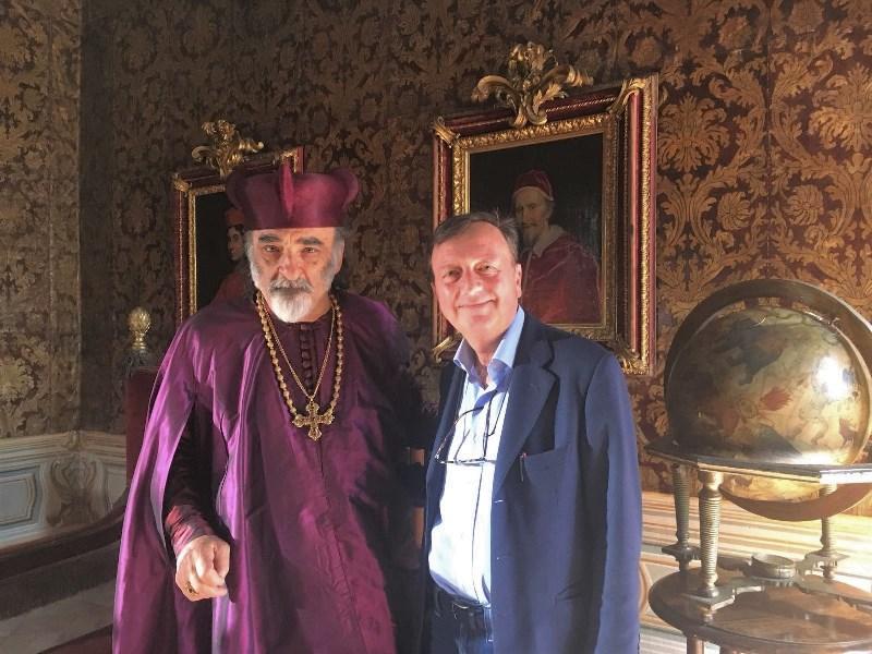 Alessandro Haber, F.Petrucci, I Moschettieri del Re, 5-20 giugno 2018
