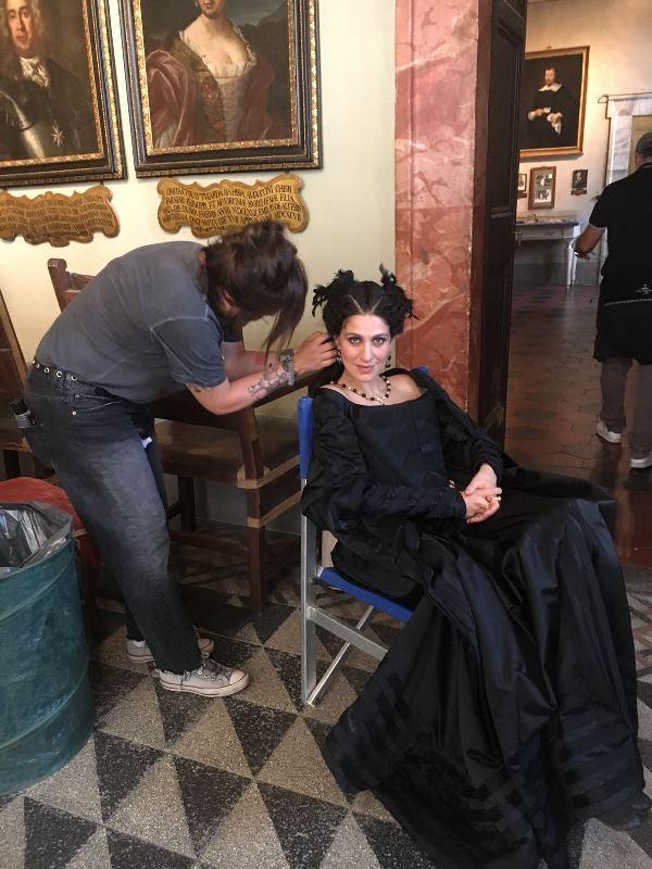 Giulia Bevilacqua, I Moschettieri del Re, 5-20 giugno 2018