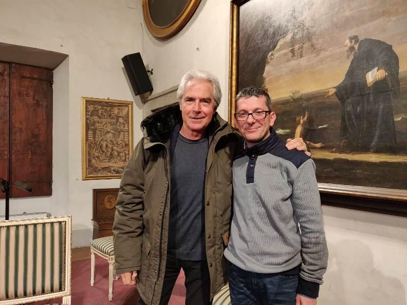 Tullio Solenghi, Daniele Petrucci, 30.12.2018