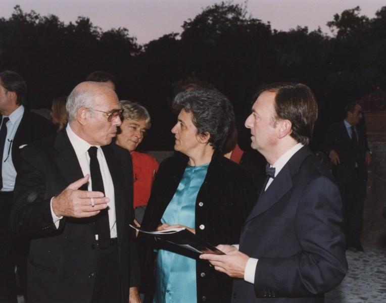 Squitieri, Caterina D'Amico e F.Petrucci e Giorgio Pes