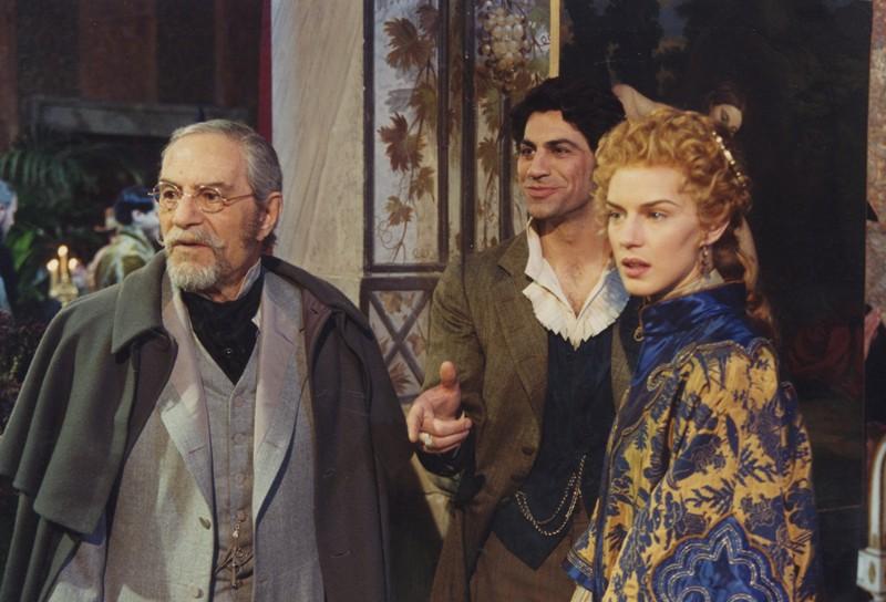 La Notte di Pasquino, Mafredi, Giacomo Gonnella, Antonia Liskova, 18.3-3.4.2002