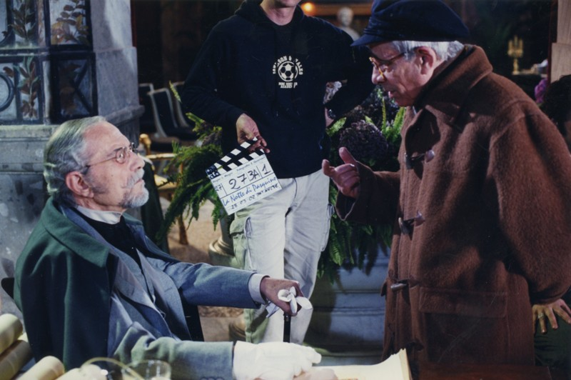 Manfredi, Magni, La Notte di Pasquino, 18.3-3.4.2002