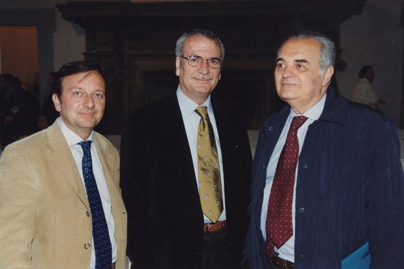 F.Petrucci, Frappelli, Fagiolo, Conferimento Cittadinanza Onoraria a Maurizio Fagiolo dell'Arco, 23 aprile 2002
