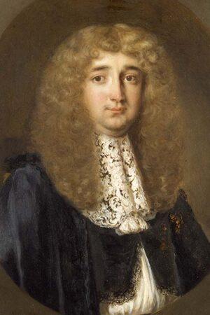 Jacob Ferdinand Voet, Ritratto del principe Agostino I Chigi della Rovere. Ariccia, Palazzo Chigi, inv. 53